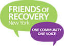 Friends of Recovery – New York Logo